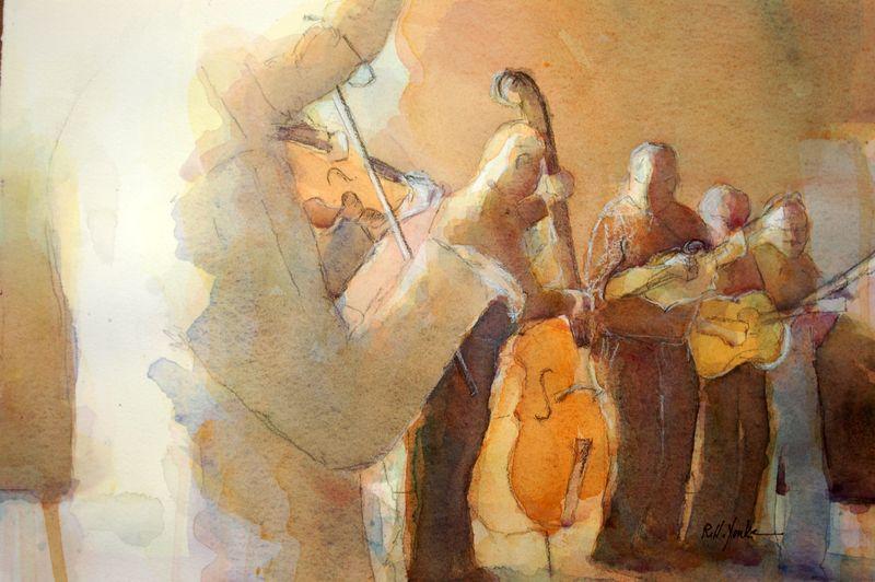Fiddle Break